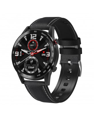 DT NO.1 DT95 ECG, Black leather