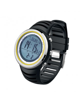 Sunroad Outdoor Watch, Juoda/Balta